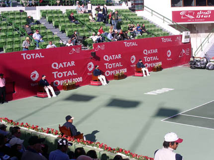 Qatar Total Open 2008