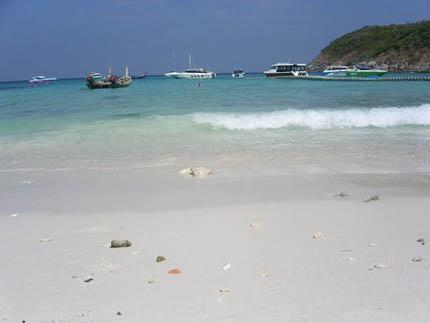 Raya Island jižně od Phuketu