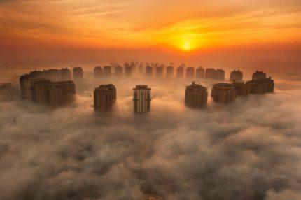 Mlha Katar 12.2016