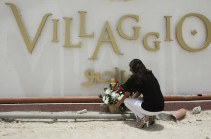 Villagio požár