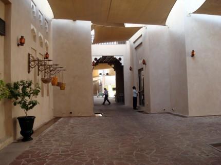 Katara - uličky