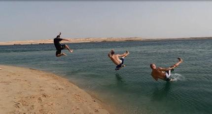 Desert kung fu fun
