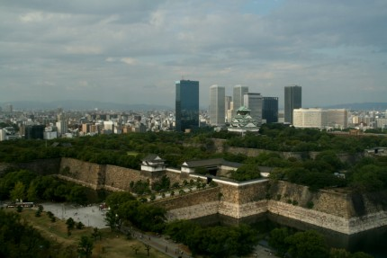 Hrad v Osace