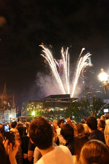 Melbourne - New Year