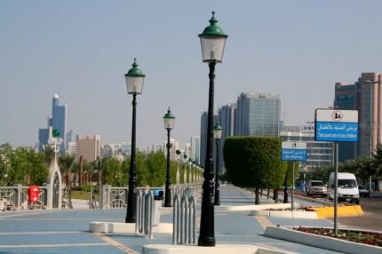 Corniche v Abu Dhabi