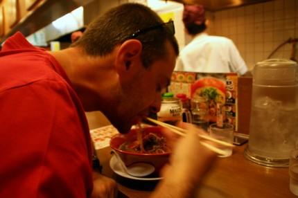 Japonsko - Obed